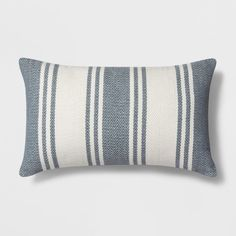 My best sources for affordable farmhouse throw pillows. Includes linen pillows, Pottery Barn pillow covers & several other sources for farmhouse pillows. Lumbar Throw Pillow, Blue Throw Pillows, White Pillows, Linen Pillows, Accent Pillows, Decorative Pillows, Best Pillows For Sleeping, Blue Throws, Textiles