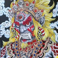 Fantasiacoloringbook Nicholasfchandrawienata Coloriagespouradultes Coloringbookadult Coloringbook Polychromospencils