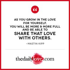 Visual Inspiration: Share The Love