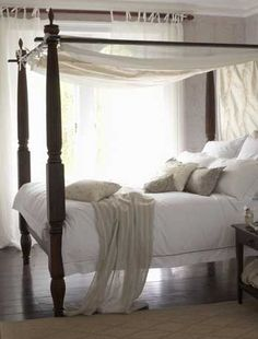 Easy Options To Make Your Own Canopy Bed