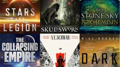 We've already taken a look at what novels are hitting bookshelves this month, but 2017 promises to be a huge year for science fiction and fantasy literature as a whole. There's going to be some...