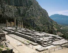 50 of the world's most extraordinary World Heritage sites - Temple of Apollo Epicurius at Bassae, Greece