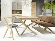 Furniture from international interior design brands. Modern Furniture, Outdoor Furniture Sets, Outdoor Decor, Table Chaise, Mid Century Design, Mid-century Modern, Contemporary, Decoration, Dining Table