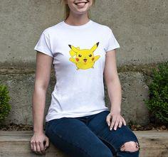 Pokemon Go Shirt Pikachu T-shirt Pokemon Tee Funny от 2PApparel
