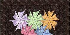 log cabin triangle pattern - Google keresés