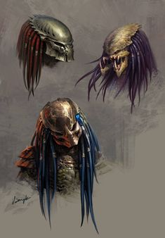 Rival alien races, one of which is the deadliest known form of life in the galaxy while the other is all about hunting and searching for a worthy opponent, and their interaction with humans. Alien Vs Predator, Predator Costume, Predator Cosplay, Predator Alien, Les Aliens, Aliens Movie, Xenomorph, Alien Drawings, Alien Concept Art