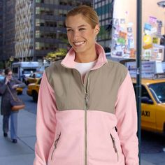 Weatherproof Ladies' Microfleece Jacket-4075W