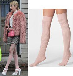 Knee Highs Chanel Oberlin
