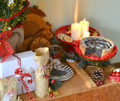 Rezept: Mohnkuchen zu Weihnachten #deko #rezept #recipe #mohn #poppy #weihnachten #christmas #cake #kuchen