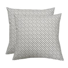 I pinned this Erin Pillow in Gray (Set of 2) from the Elisabeth Michael event at Joss and Main!