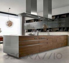 #kitchen #design #interior #furniture #furnishings комплект в кухню Varenna Phoenix, VP01BG