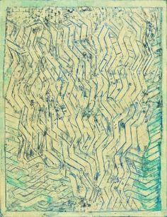 Max Ernst, Les jeunes et les jeux twistent (1964)
