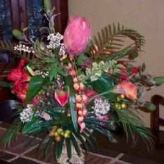 Tropical arrangement. www.markballard.com