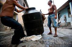 Dar pollo por pescado - Conexión Cubana