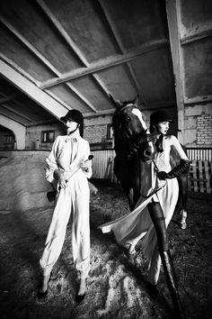 www.pegasebuzz.com | Sonia Plakidyuk for Julia Aysina, Pony Play campaign 2015.
