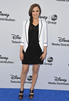 Rachael Leigh Cook Photos: Arrivals at the Disney Media Upfronts