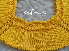 (3) Safran'ın Örgü Dünyası