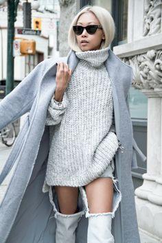 Vanessa Wong on the street