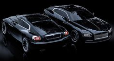 This Study Would Make For An Awesome 2020 Rolls-Royce Wraith Coupe