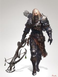 Random Fantasy/RPG artwork I find interesting,(*NOT MINE) from Tolkien to D&D. Male Character, Fantasy Character Design, Character Portraits, Character Concept, Concept Art, Fantasy Male, Fantasy Armor, High Fantasy, Medieval Fantasy