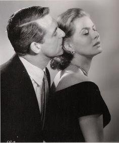 Cary Grant and Ingrid Bergman in Indiscreet