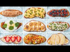 Goodful - Make 1 of these 9 sweet potato toasts to make your belly happy ! - YouTube