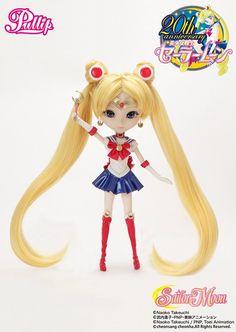 Crunchyroll - Pullip Dolls Sailor Moon Doll- Sailor Moon , 12 inches