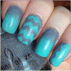Instagram photo by memyselfandmynails  #nail #nails #nailart