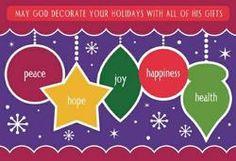 Christian Christmas Bulletin Board Idea