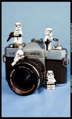 #LEGO #Troopers #StarWars