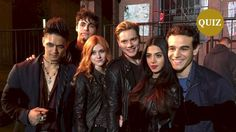 [QUIZ] Which Shadowhunter Are You?