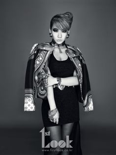 CL - 2NE1 - First Look Photoshoot - New Evolution Tour