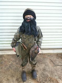 Perfect for a Halloween costume! Fan Photos - Duck Commander