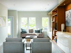 Minimalist and modern interior decors at CityHomes.
