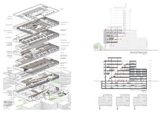 Architects for Urbanity diseñará la Biblioteca Regional de Varna en Bulgaria,Lámina #06. Image