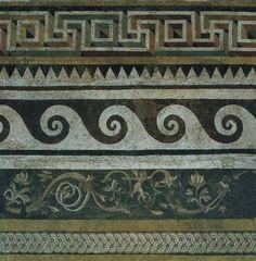 Motifs ornementaux - Grèce antique