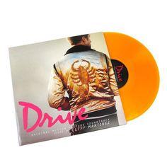 Cliff Martinez: Drive Soundtrack (Gold Colored Vinyl) Vinyl 2LP