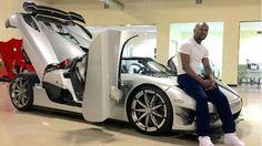 Koenigsegg 1 - Instagram | Floyd Mayweather