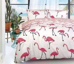 Flamingo Red Duvet Quilt Bedding Set – Linen and Bedding Double Duvet Covers, Bed Duvet Covers, Comforter Sets, Duvet Cover Sets, Christmas Bedding, 3d Christmas, Christmas Offers, Christmas Store, Bedding Sets Online