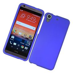 EGC Snap-on Hard Cover HTC Desire 626 Case - Blue