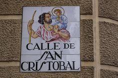 Calle de San Cristobal ( Madrid )