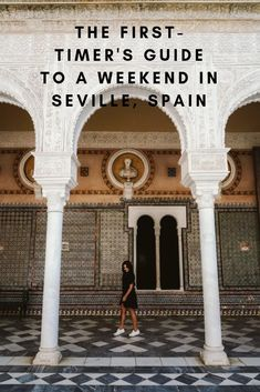 The First-Timer's Guide to A Weekend in Seville, Spain - Bon Traveler Andalusia Travel, Spain Travel, Travel Europe, Oh The Places You'll Go, Cool Places To Visit, Sevilla Spain, Cordoba Spain, Andalucia Spain, Spain And Portugal