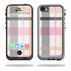 Protective Vinyl Skin Decal Cover for LifeProof iPhone 5C Case fre Case Sticker Skins Plaid MightySkins,http://www.amazon.com/dp/B00GU0X8TE/ref=cm_sw_r_pi_dp_InZltb0B4AY6J0ST