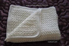 How+To+Crochet+An+Easy+Baby+Blanket+Ideal+for+Beginners+(Free+Pattern+and+Tutorial)