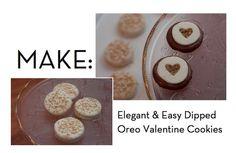 Elegant Oreo Cookies
