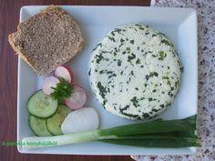 A parókia konyháján túl: Ez a sajt nem sajt 4. Medvehagymás sölyt