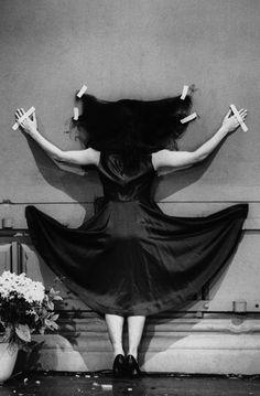 saloandseverine:  Pina Bausch, Waltzer Beatrice Libonati by Ullis Weiss