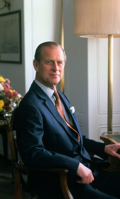June 1981 ~ The husband of Queen Elizabeth II of England, Prince Philip, The Duke of Edinburgh, is pictured on the occasion of his birthday.