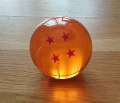 I want to show you to make the Dragon Balls yourself