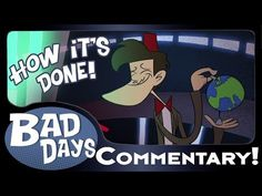 ▶ Bad Days - Doctor Who - Creator Commentary! - YouTube